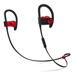 Powerbeats3 Wireless Earphones - The Beats Decade Collection - Defiant Black - Red