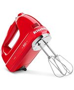 KitchenAid - KHM7210QHSD 100 Year Limited Edition Queen of Hearts 7-Speed Hand Mixer