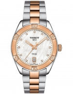 Tissot PR 100 Sport Chic Watch T101.910.22.116.00